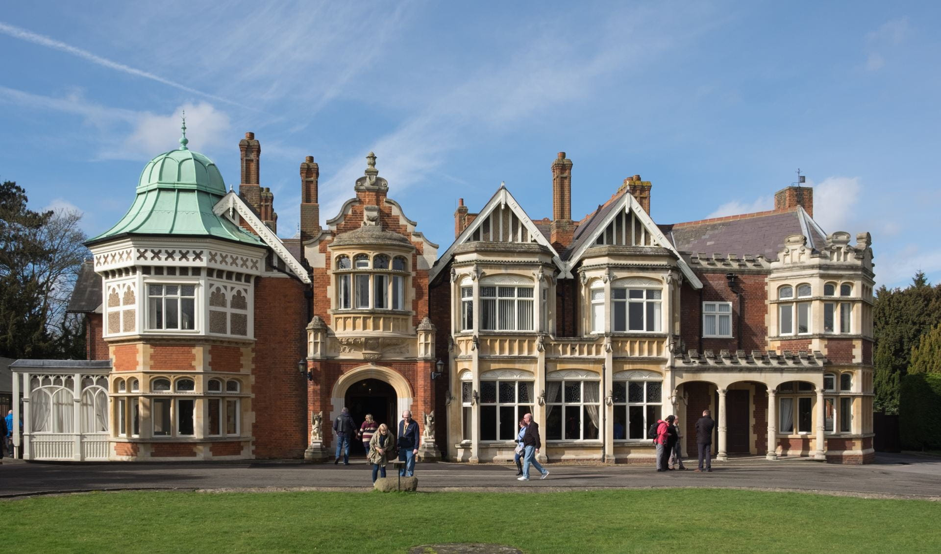 Trip to Bletchley Park
